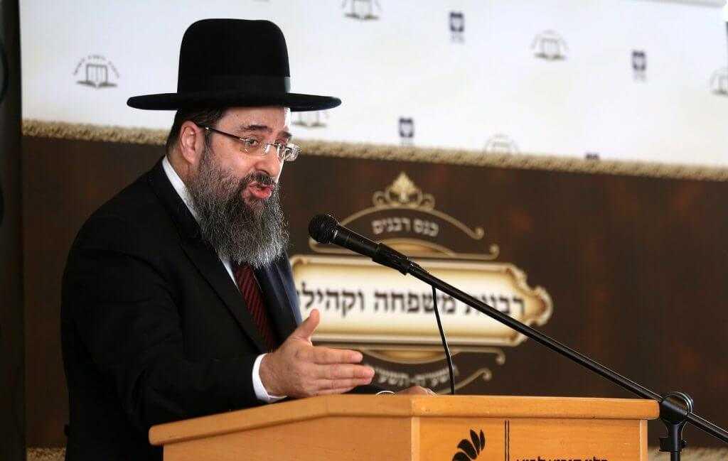 רב העיר טבריה רבנות משפחה וקהילה טקסט רץ מכון מדת הרבנות הראשית לישראל הרב משה בוחבוט