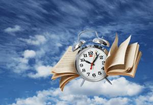 כמה זמן לוקח להוציא ספר לאור?
