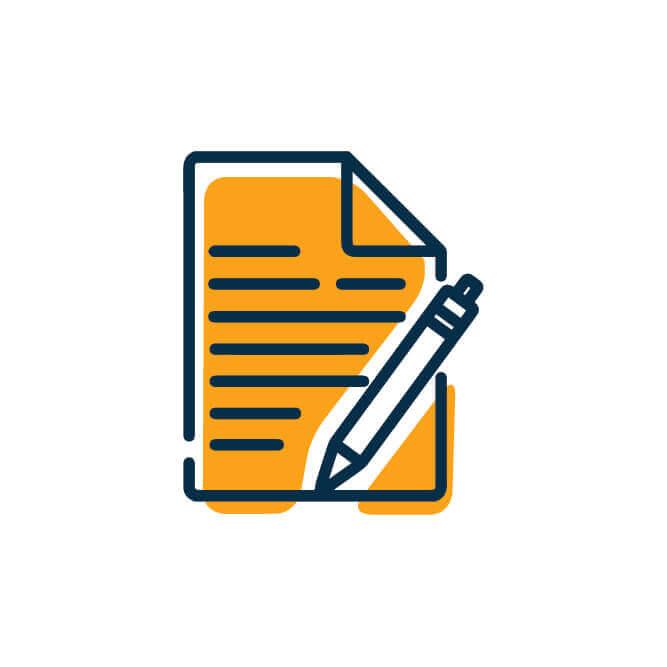עריכת טקסט לספרים - שלב 07 בשלבי הוצאת ספרים | טקסט רץ הוצאה לאור