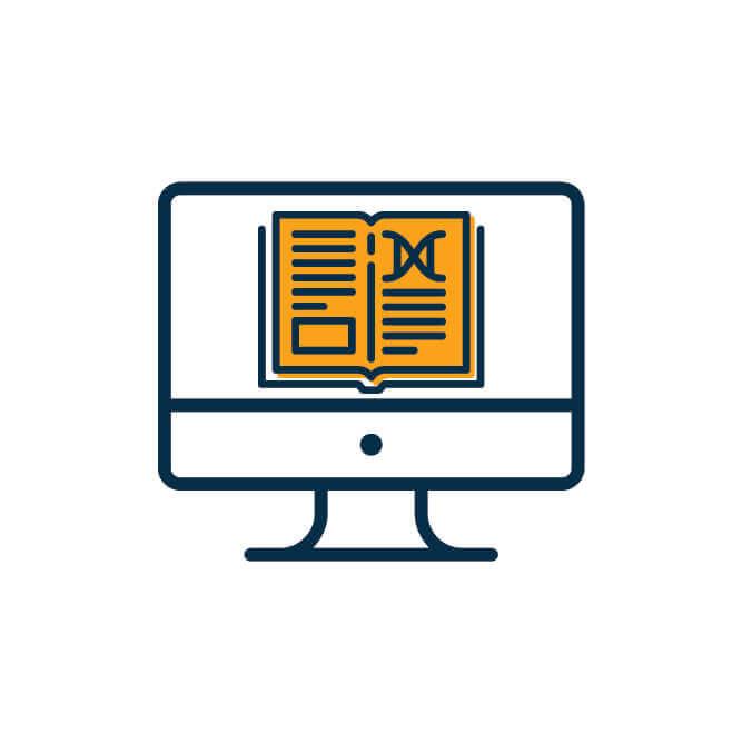 ספרים דגיטליים - שלב 13 בשלבי הוצאת ספרים | טקסט רץ הוצאה לאור