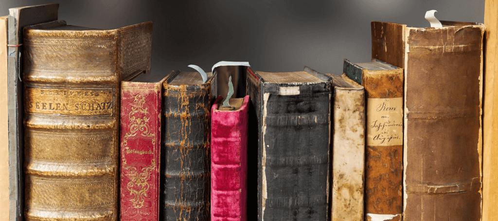 סוגי כריכות קיימים הוצאת ספרים טקסט רץ כריכת קלף