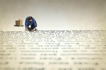 איך כותבים ספר?
